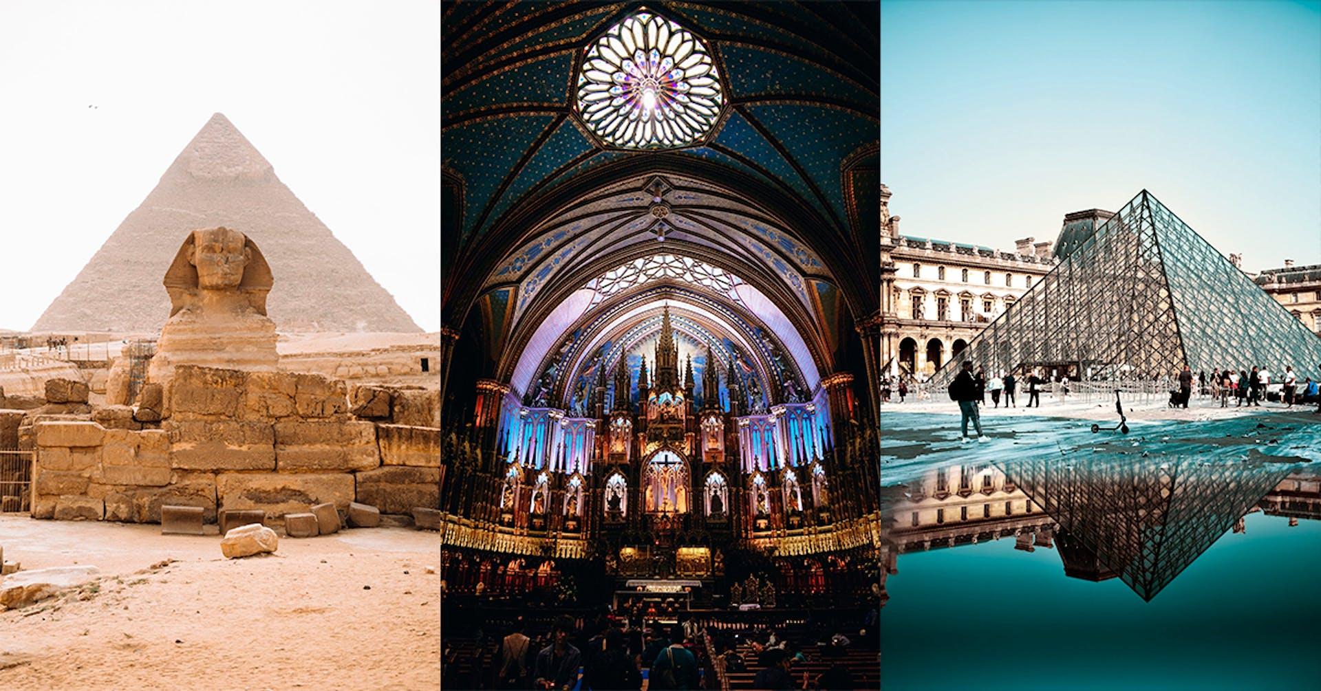 La historia de la arquitectura como nunca te la contaron