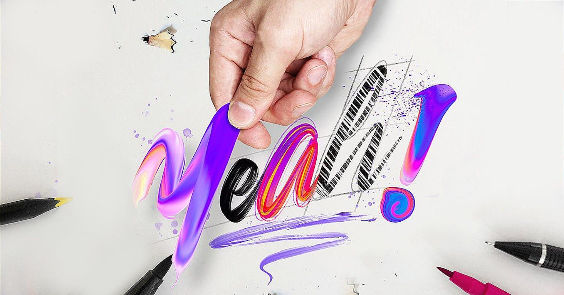 ¿Qué es Lettering? Conoce su arte aquí
