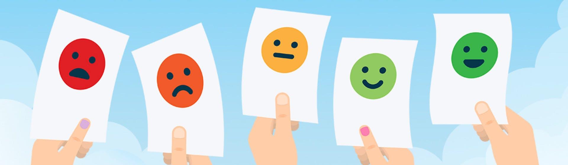 Ejemplos de preguntas para una encuesta de productos: ¡lánzate al mercado con paracaídas!