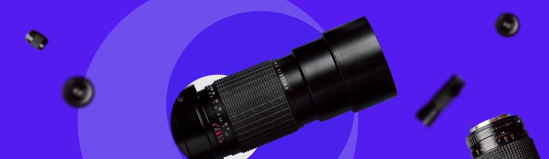 Tipos de lentes para tu cámara fotográfica