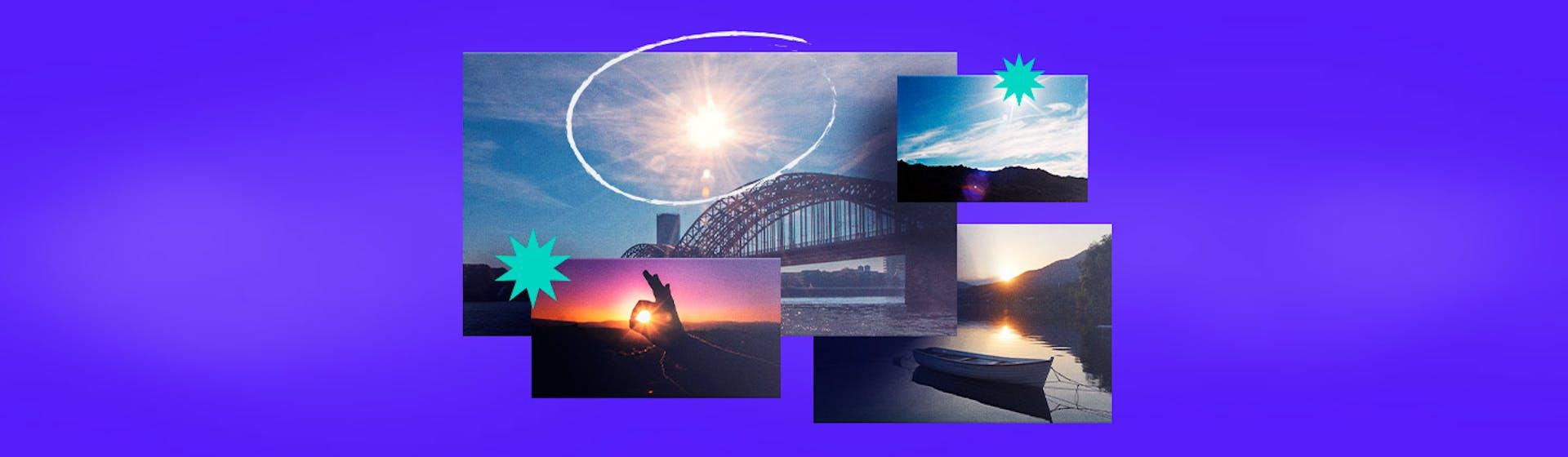 Descubre el efecto flare y cómo darles destellos de luz a tus fotografías