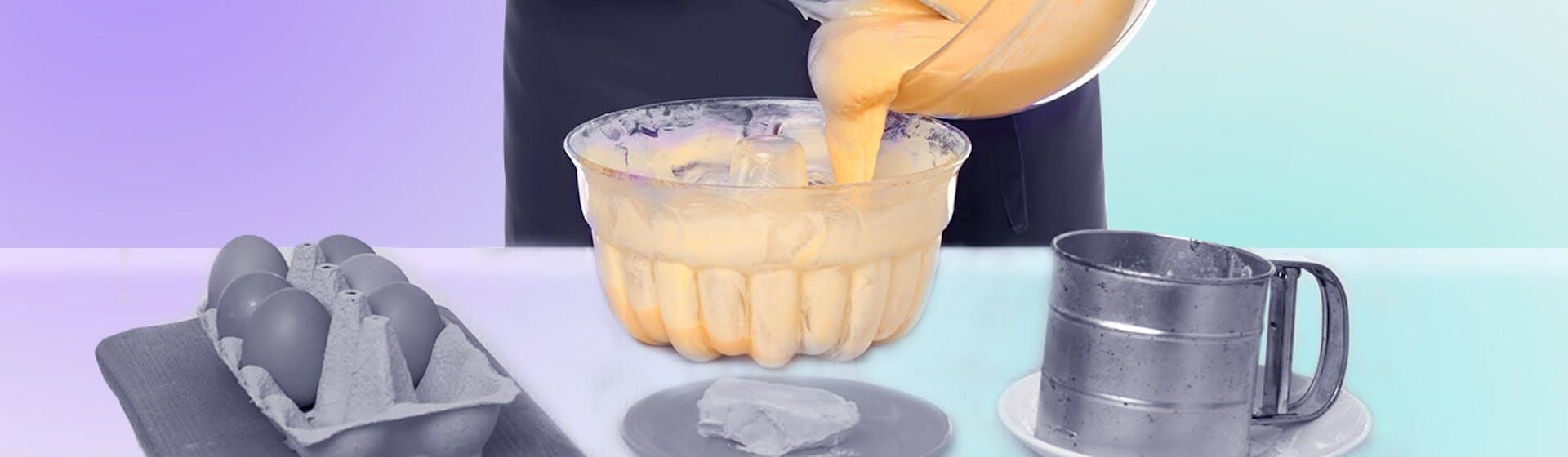 Aprende cómo hacer crema pastelera como un profesional