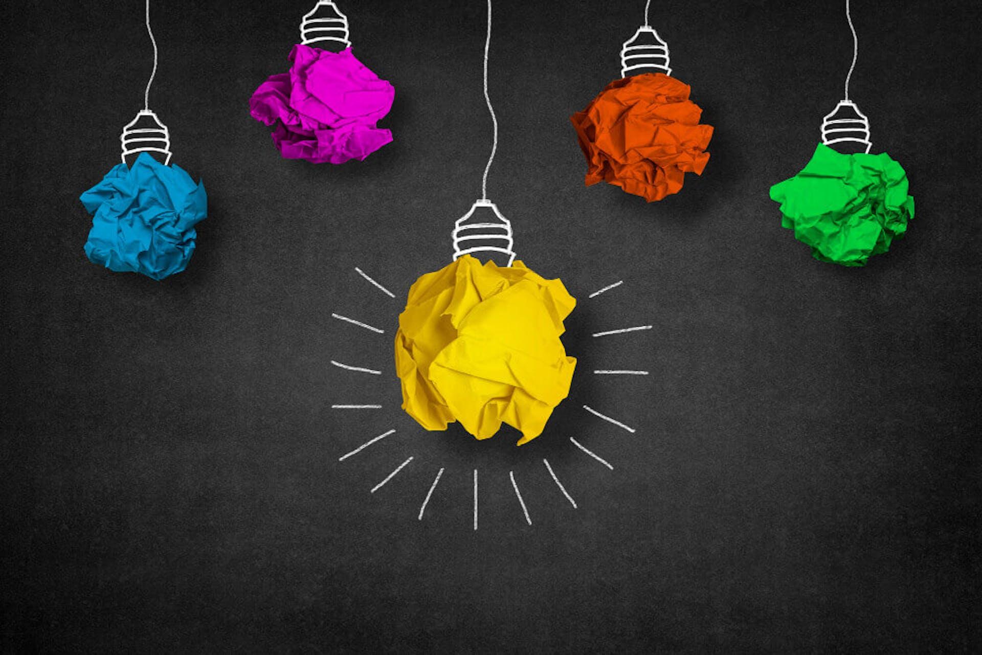 ¡No dejes de innovar! Softwares o aplicaciones que ayudan a llevar a cabo técnicas mediante las que se generan ideas