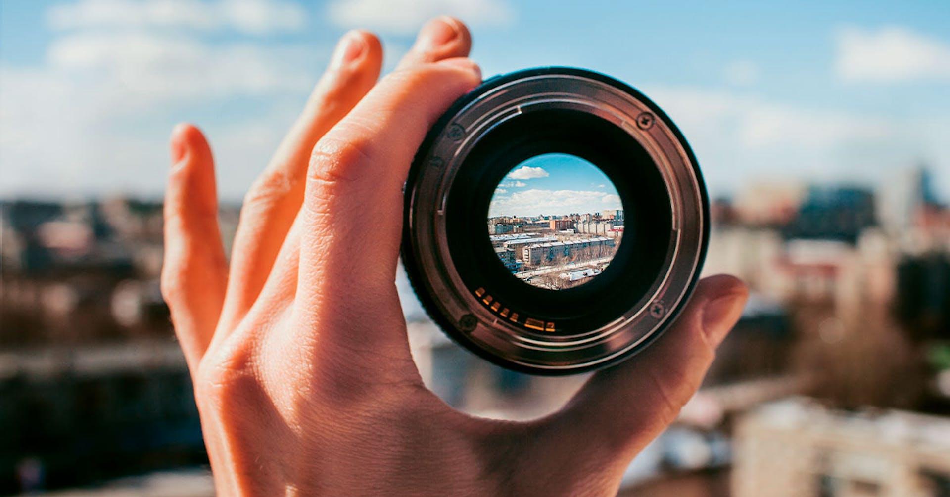 ¿Cómo se ven las fotos con los diferentes tipos de lentes?