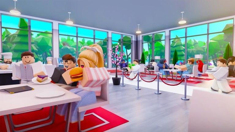 roblox restaurant game
