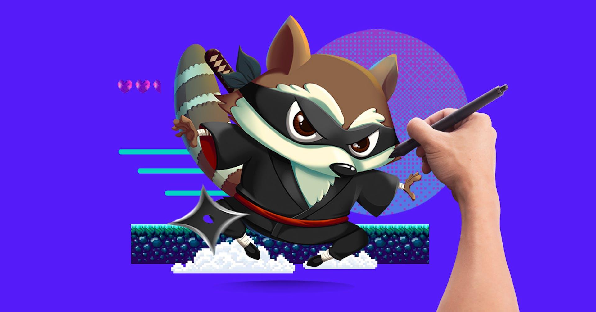 Ilustración para videojuegos: Crea personajes asombrosos desde 0