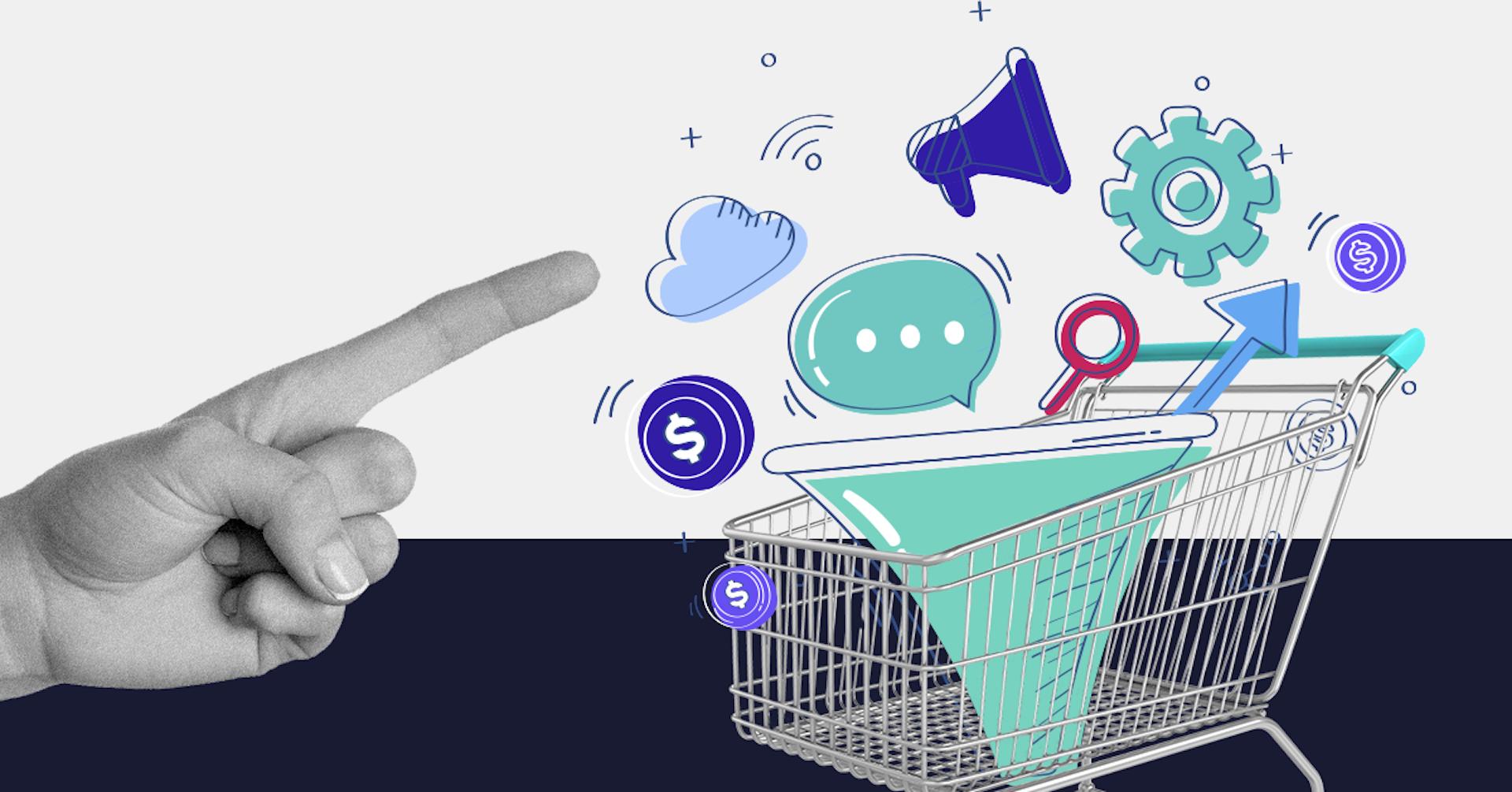 Embudo de ventas: qué es, ejemplos y cómo crear uno para tu empresa hoy
