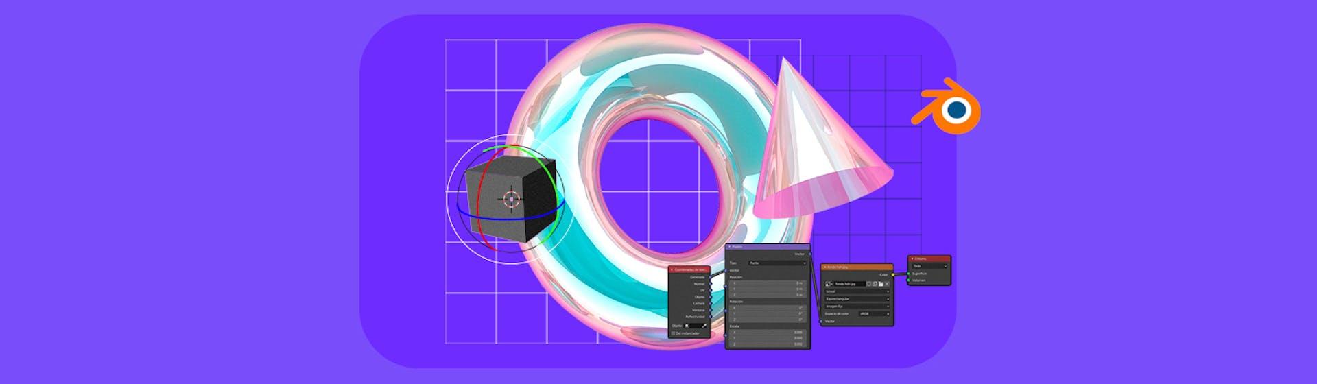 Las características de Blender que facilitarán tu camino a la ilustración 3D