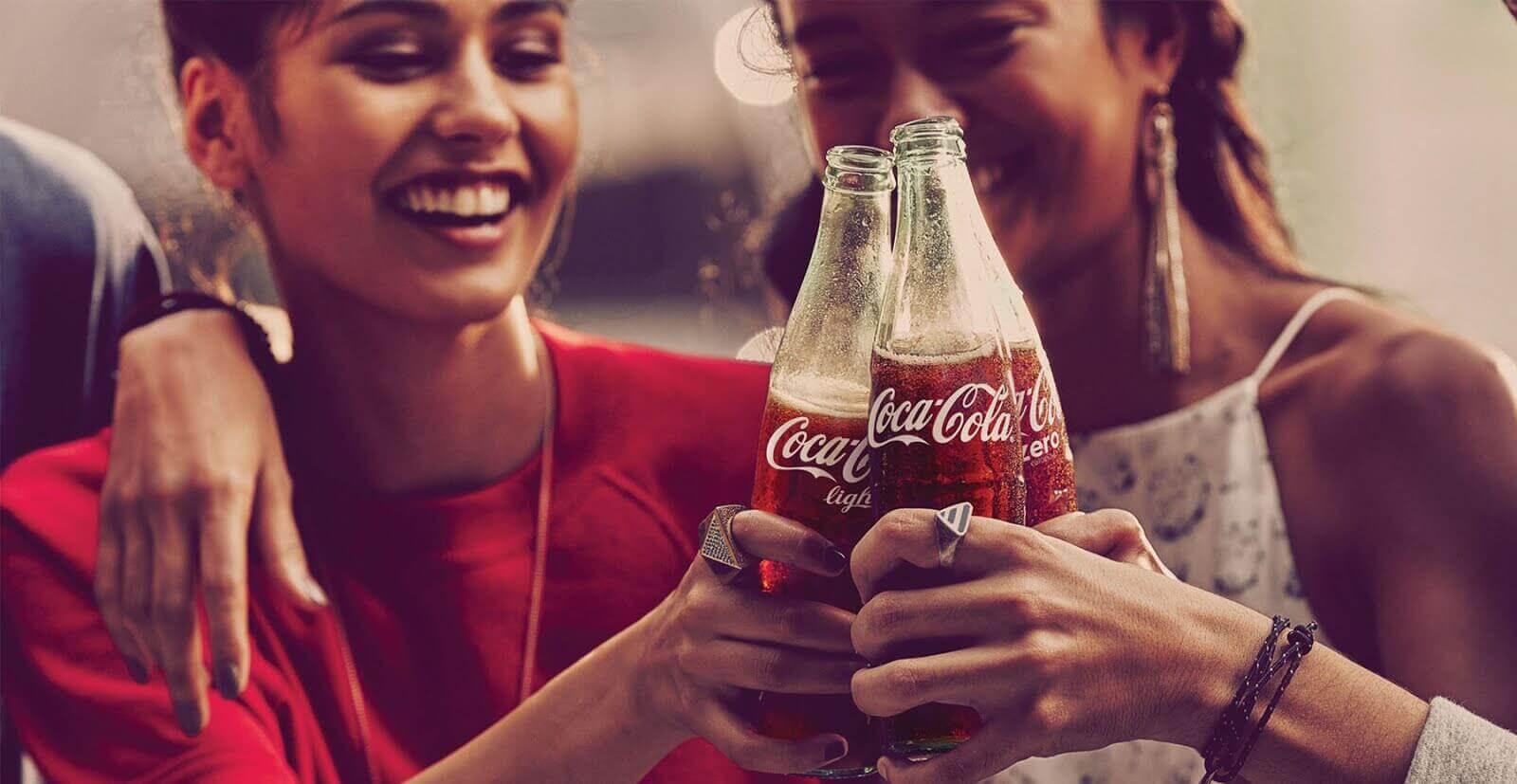 efecto wow coca cola