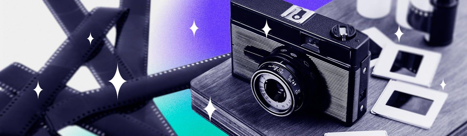 ¿Un escáner de negativos en tu celular? Descubre este y otros trucos para digitalizar rollos fotográficos
