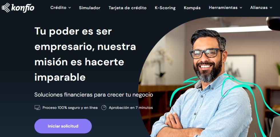 Konfío startup México