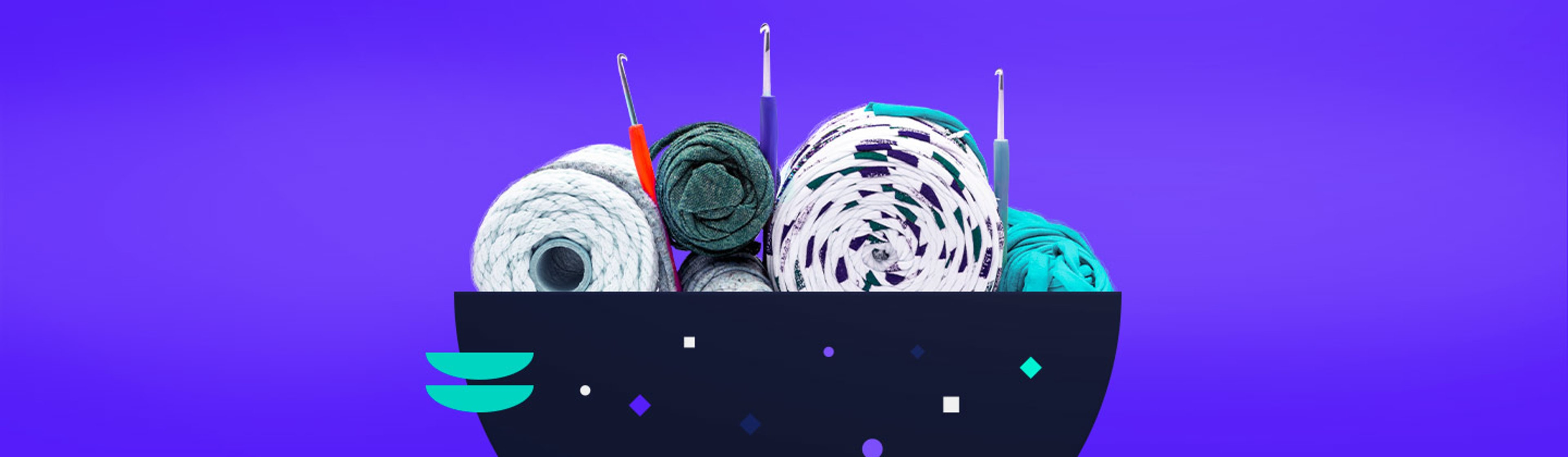 Tipos de hilo crochet: ¡Conócelos y tejerás tan bien como tu abuela!