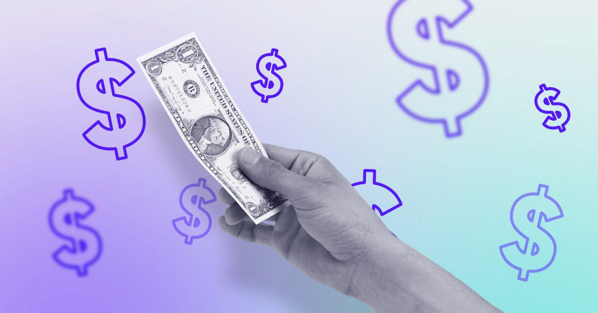 ¿Cómo ganar en dólares por Internet? +10 maneras de aumentar tus ingresos desde casa