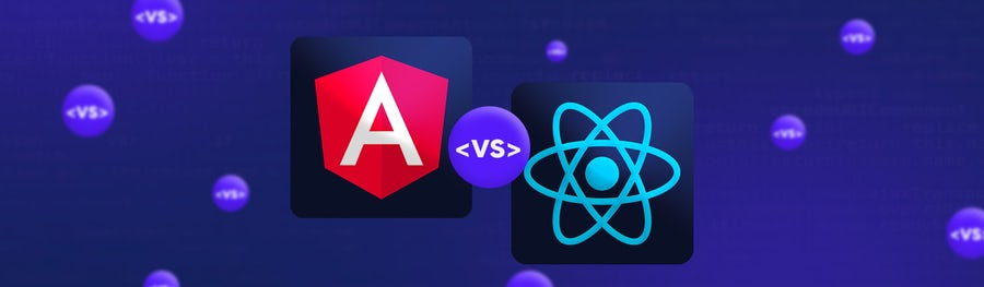 React vs Angular: ¡Duelo definitivo en el universo del desarrollo web!