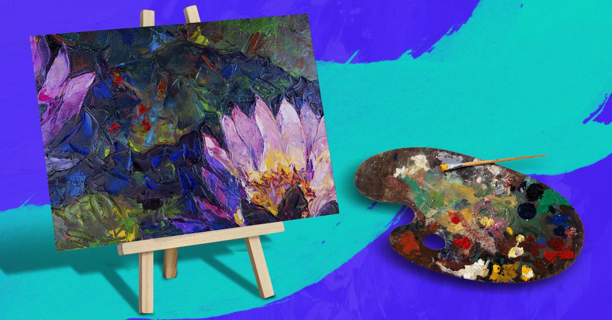 +10 técnicas de pintura al óleo que todo principiante debe saber