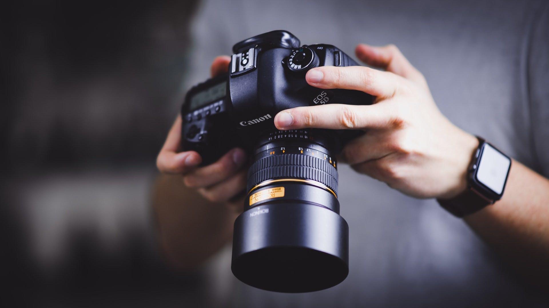 Lentes de cine vs lentes de fotografía: ¿Cuál es mejor?