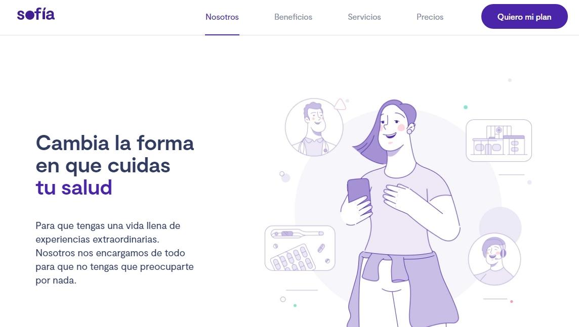 Sofía startups México