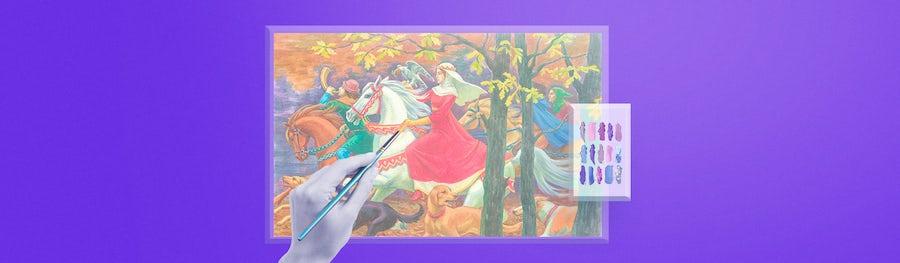 ¿Qué es la técnica de pintura acrílica? ¡Domínala ya y crea cuadros impresionantes!