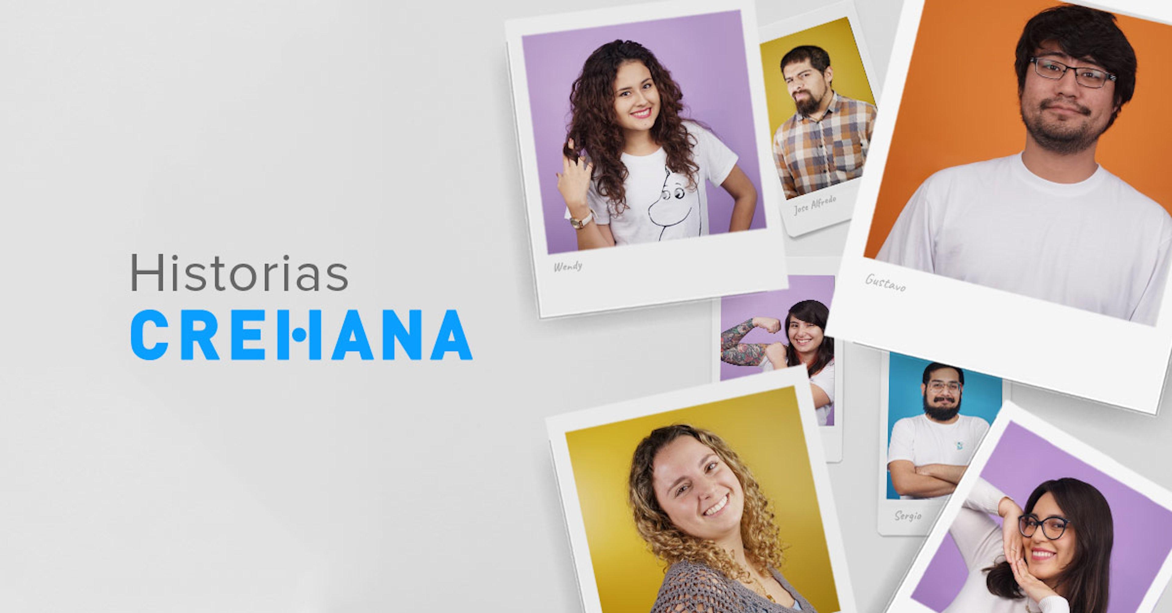 En Crehana crecemos contigo: 3 historias de nuestro staff