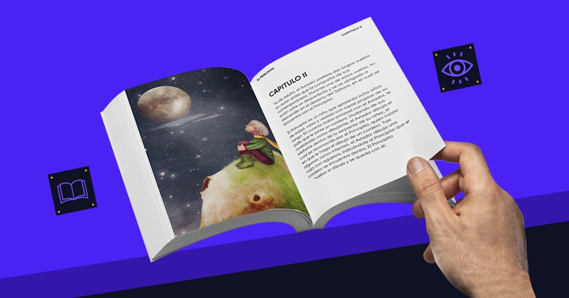 Crea cuentos ilustrados para niños y niñas y potencia su imaginación