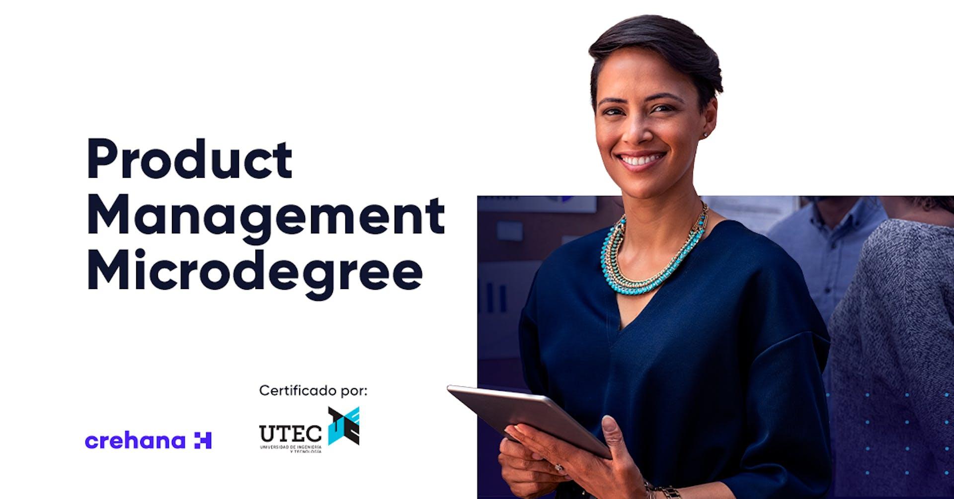 Gana una de las 10 becas para nuestro MicroDegree en Product Management
