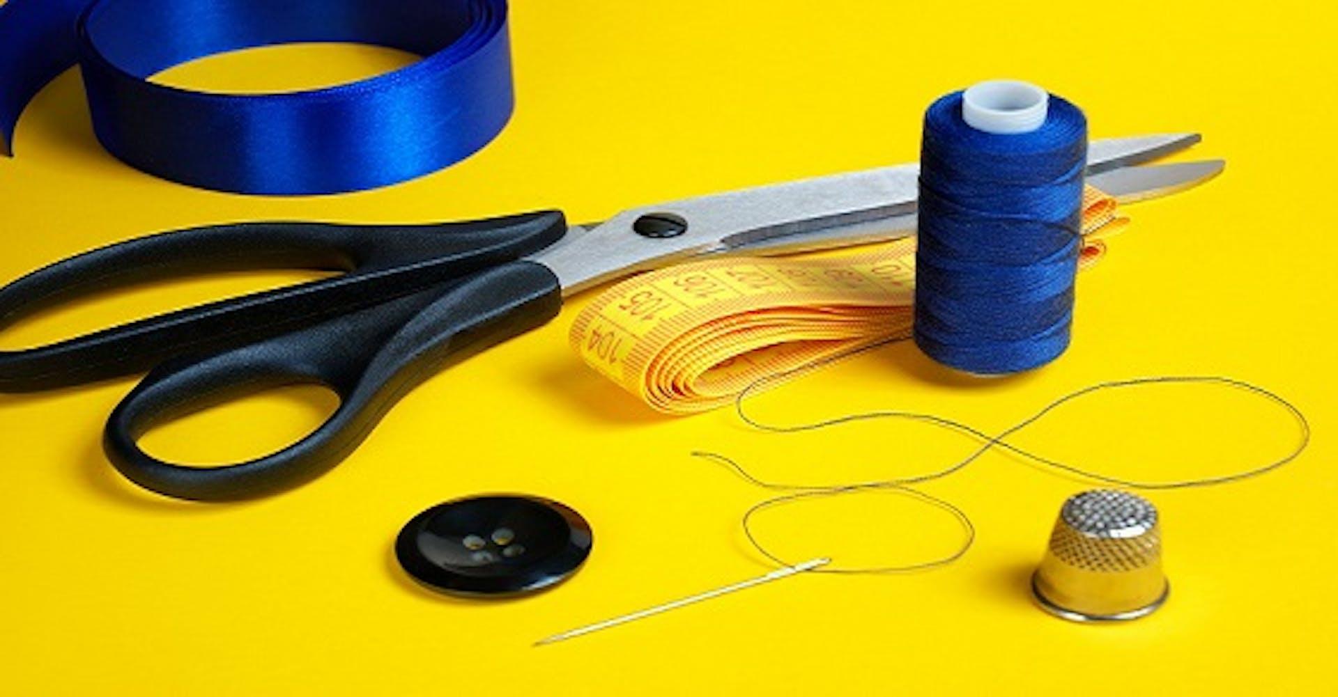 Guía de herramientas de costura para que te enamores del arte de coser
