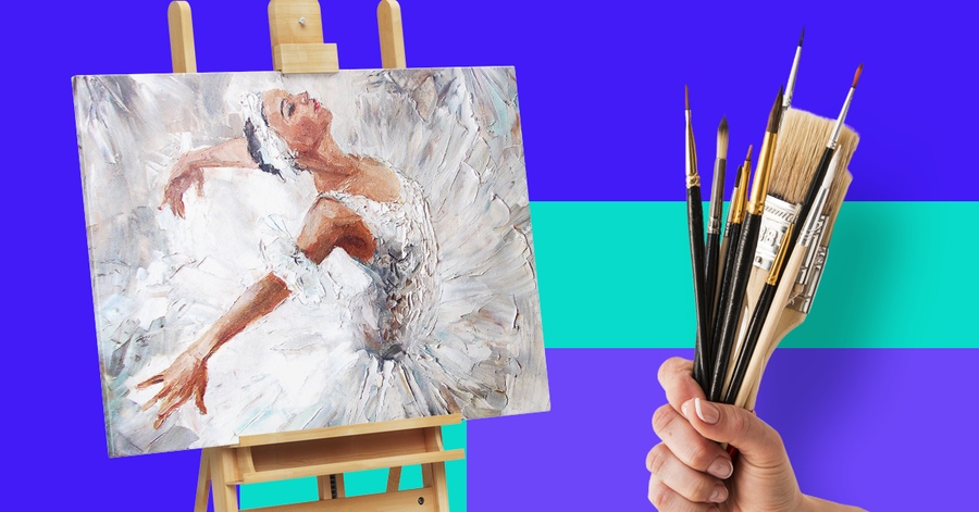 Las mejores técnicas de pintura para darle personalidad a tu arte