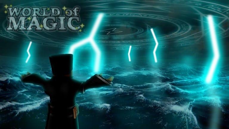 game roblox world of magic