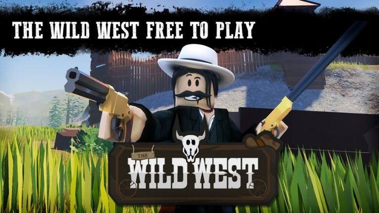 roblox wild west game