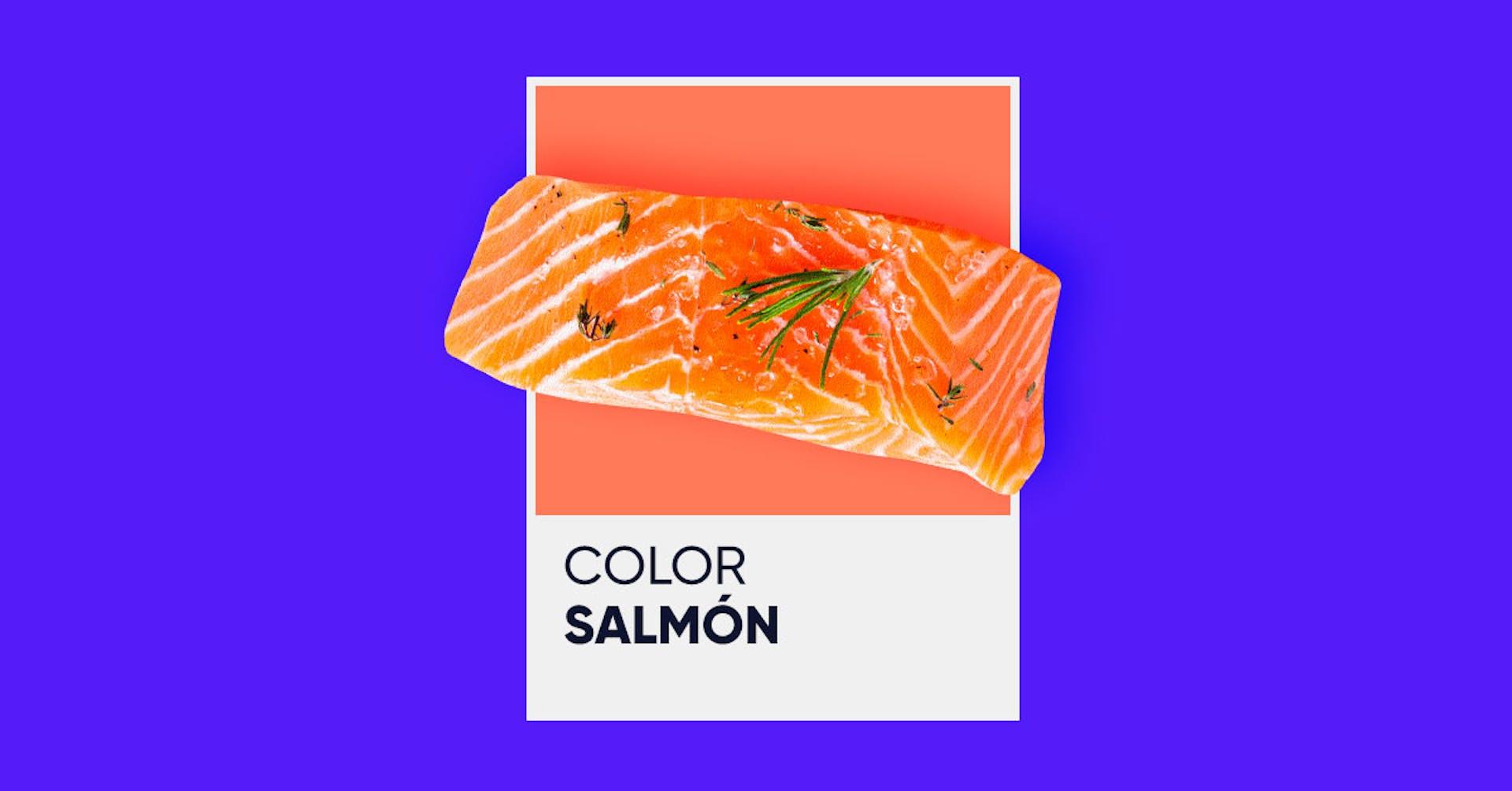 Aprende cómo hacer el color salmón y dale elegancia y calidez a tus proyectos