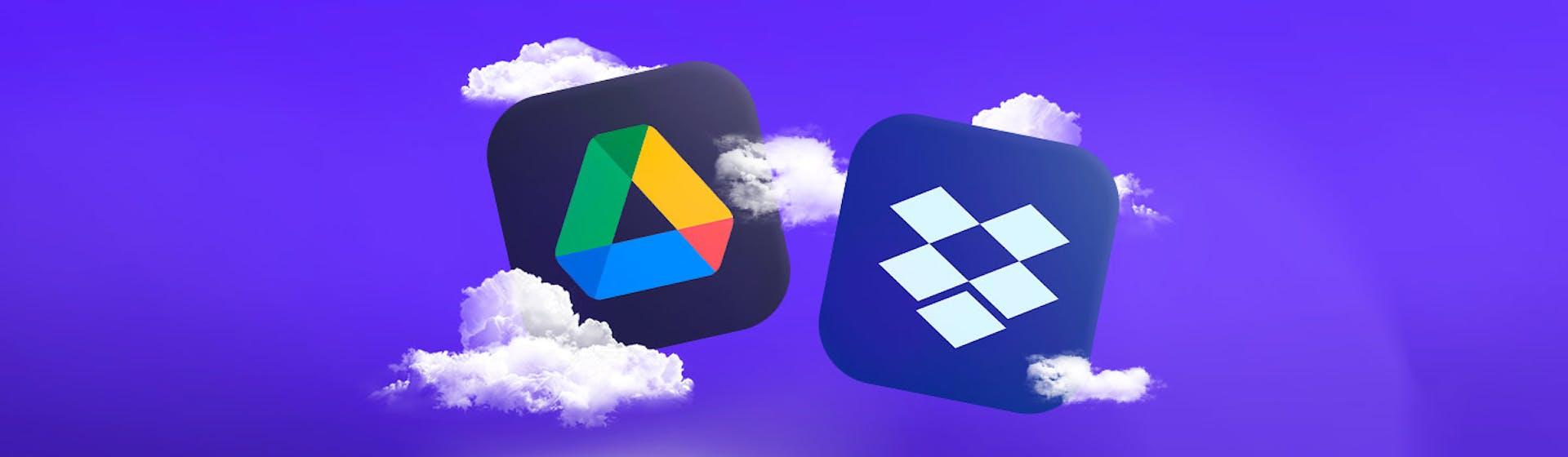 Google Drive vs Dropbox: ¡Averigua cuál es el más adecuado para tu negocio!