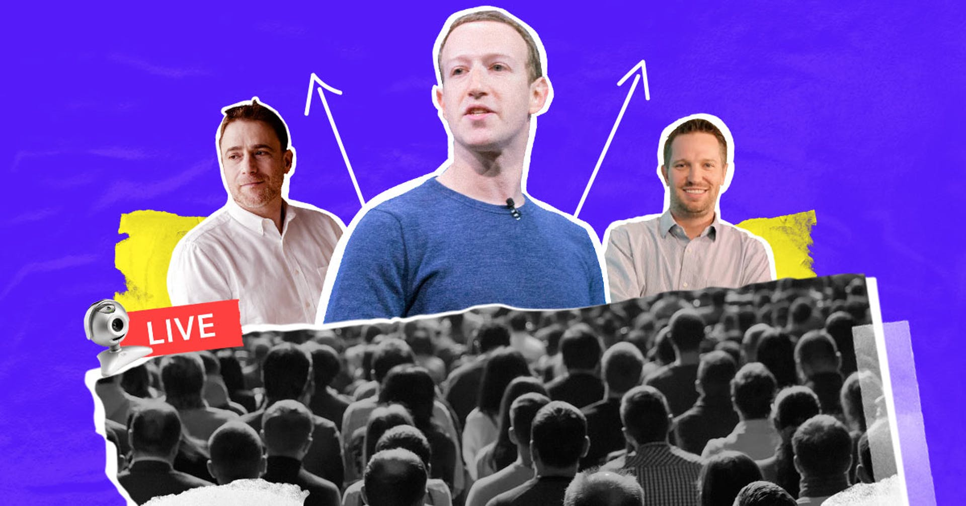 Gerencie suas reuniões virtuais como esses líderes famosos