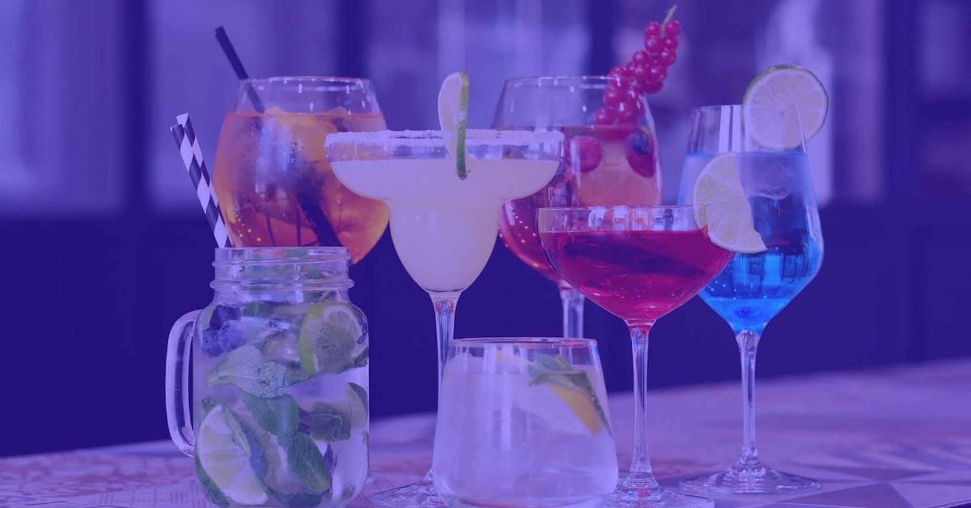 +5 recetas de cócteles sencillos para disfrutar de un buen fin de semana