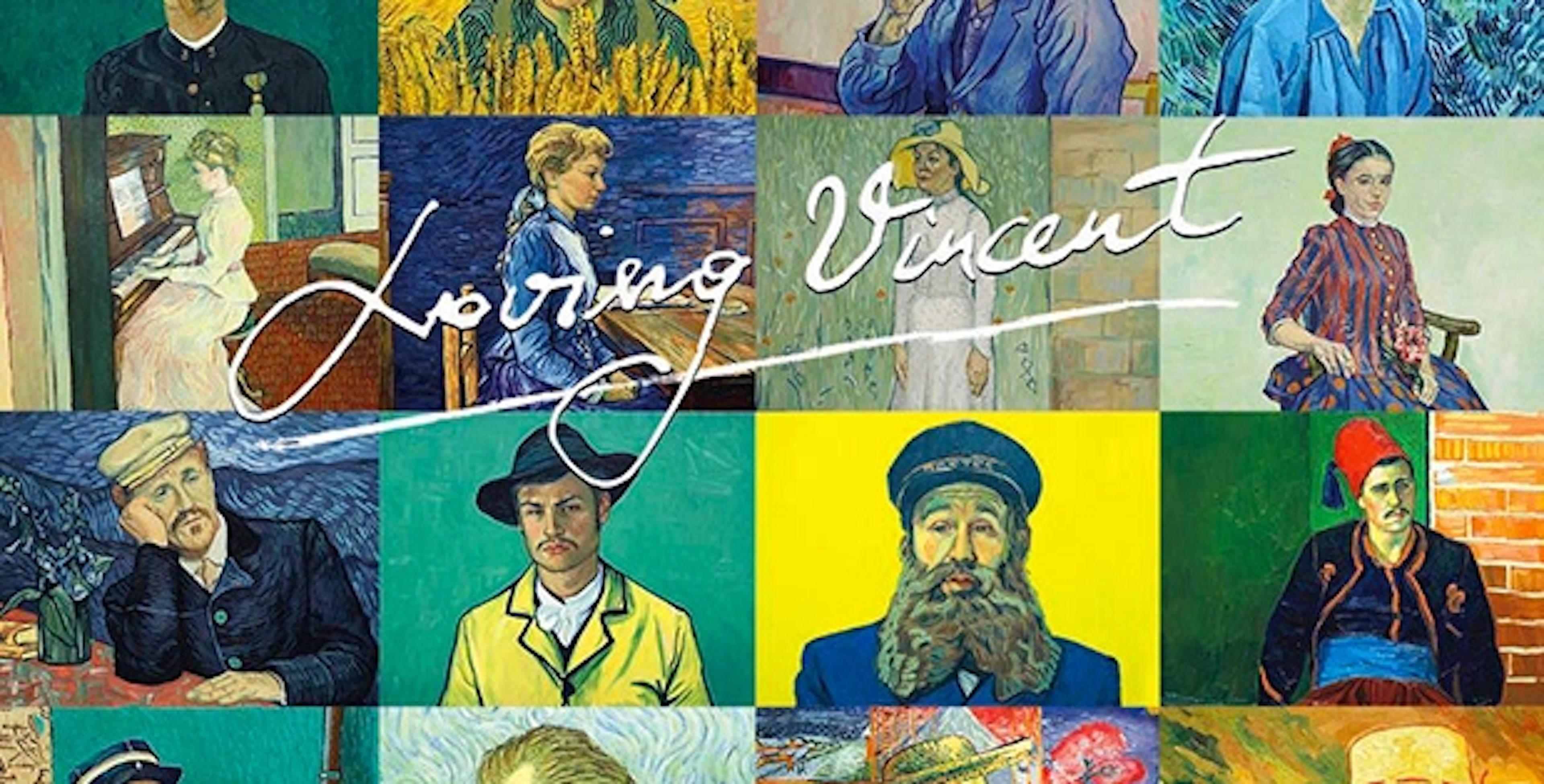 """""""Loving Vincent"""", la preciosa película hecha cuadro por cuadro con pinturas al óleo"""