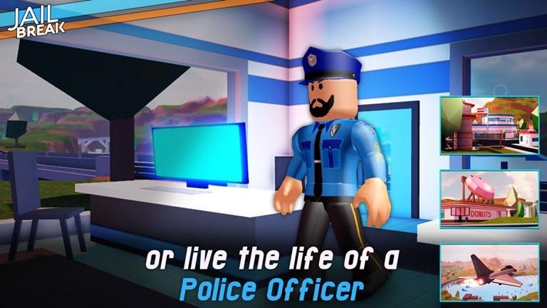 game roblox jailbreak