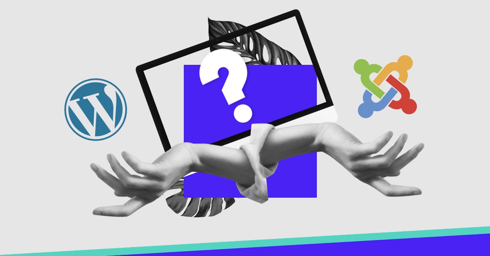 Joomla vs. Wordpress, ¡es hora del duelo! (de CMS)