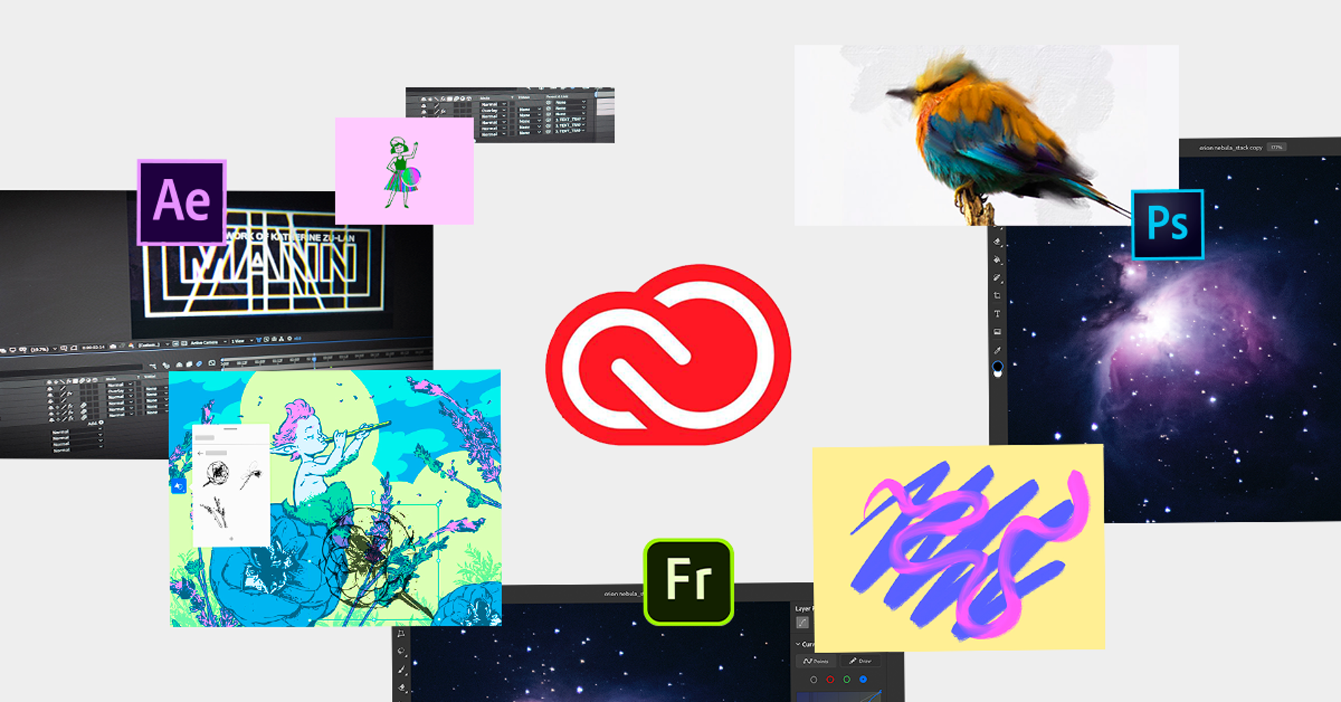 As últimas notícias da Adobe em 7 minutos