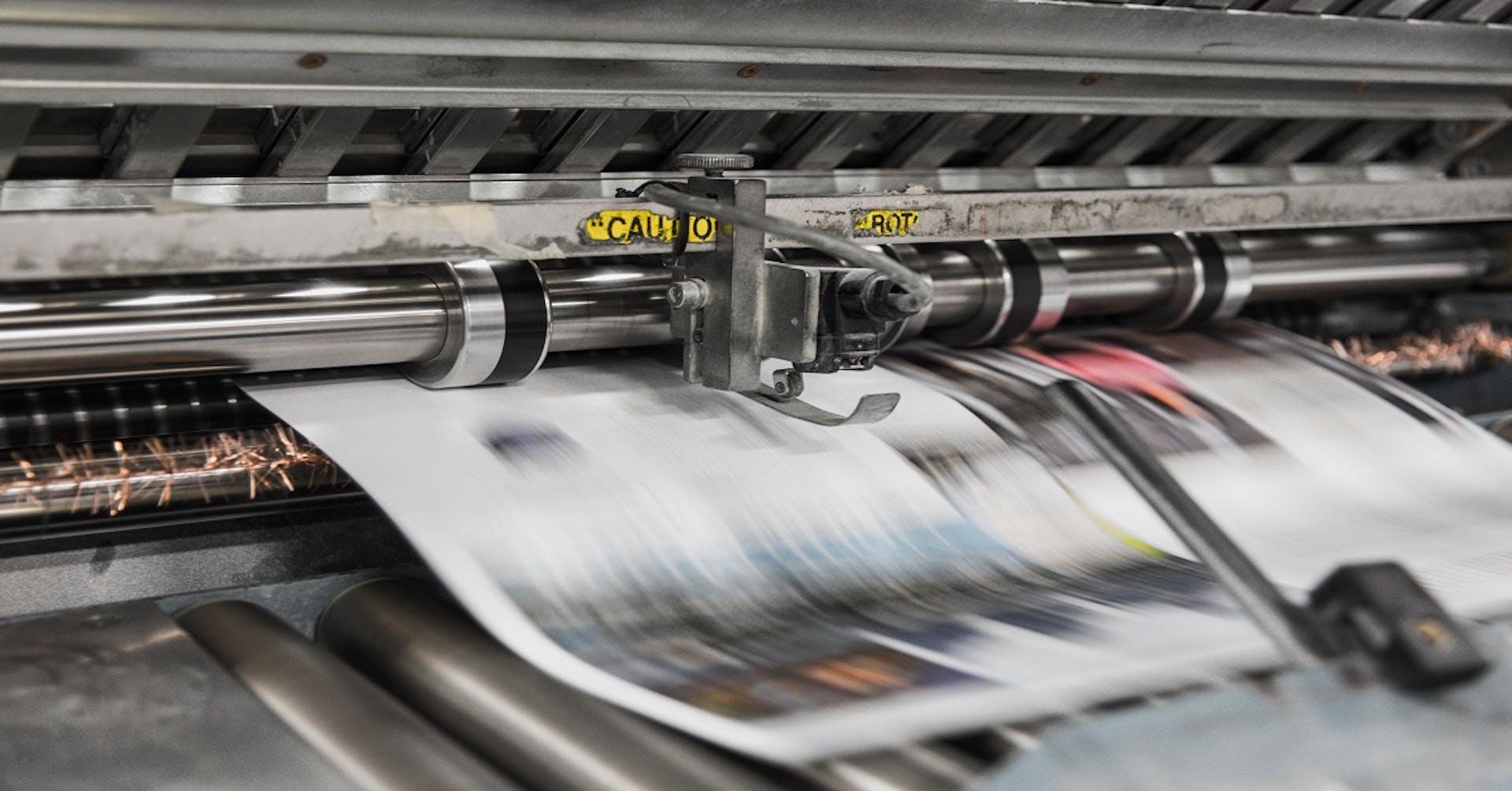 Haz impresiones digitales de calidad: Conoce qué es flexografía