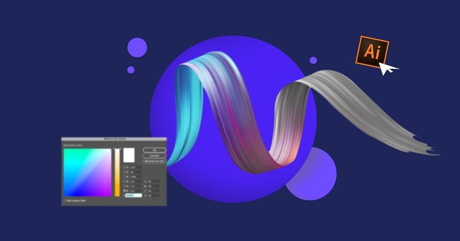 ¿Cómo colorear en Illustrator? ¡Dale vida a tus proyectos!