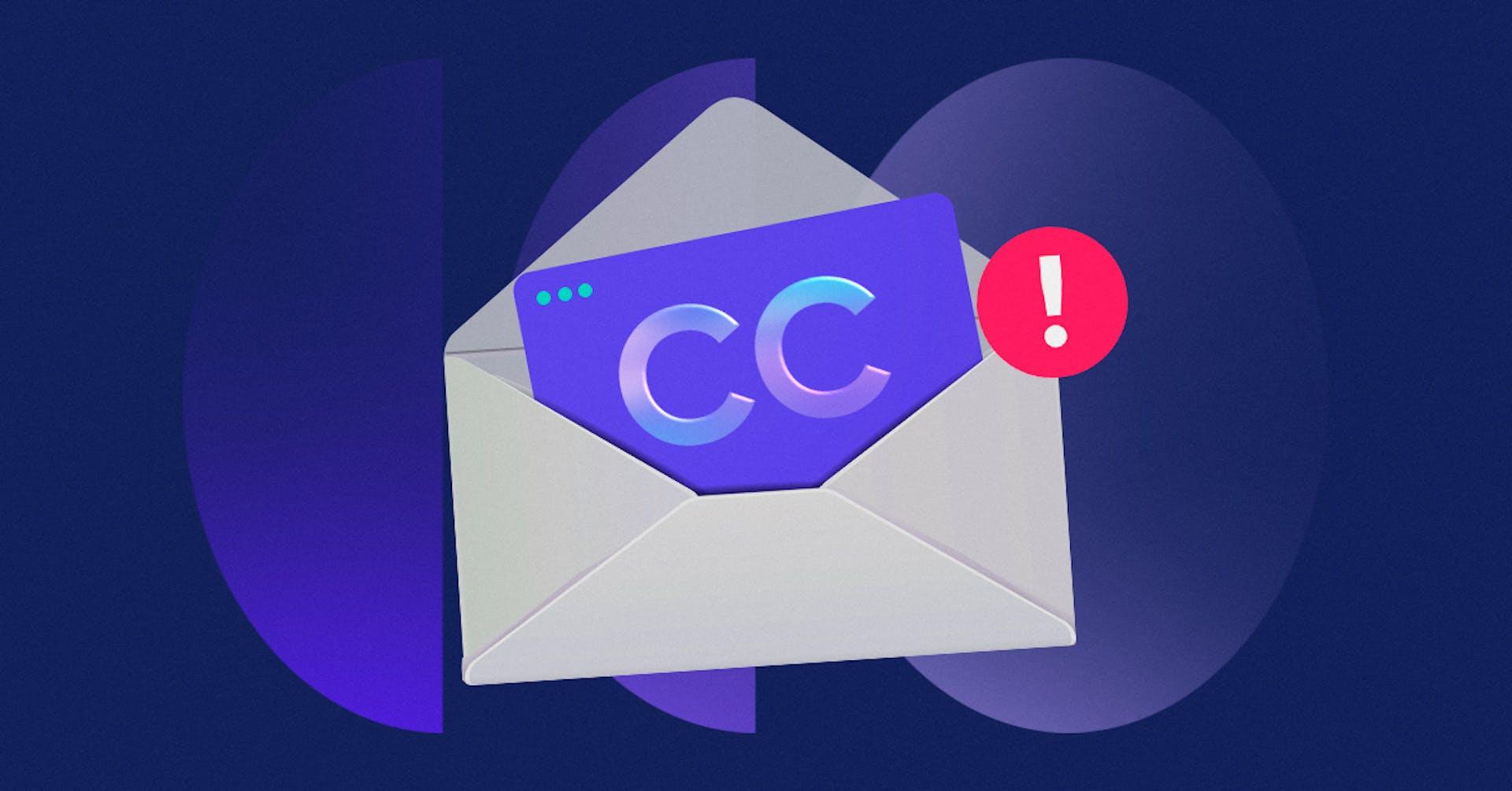 ¡Sácale provecho a tu email! Descubre qué significa CC y CCO en un correo