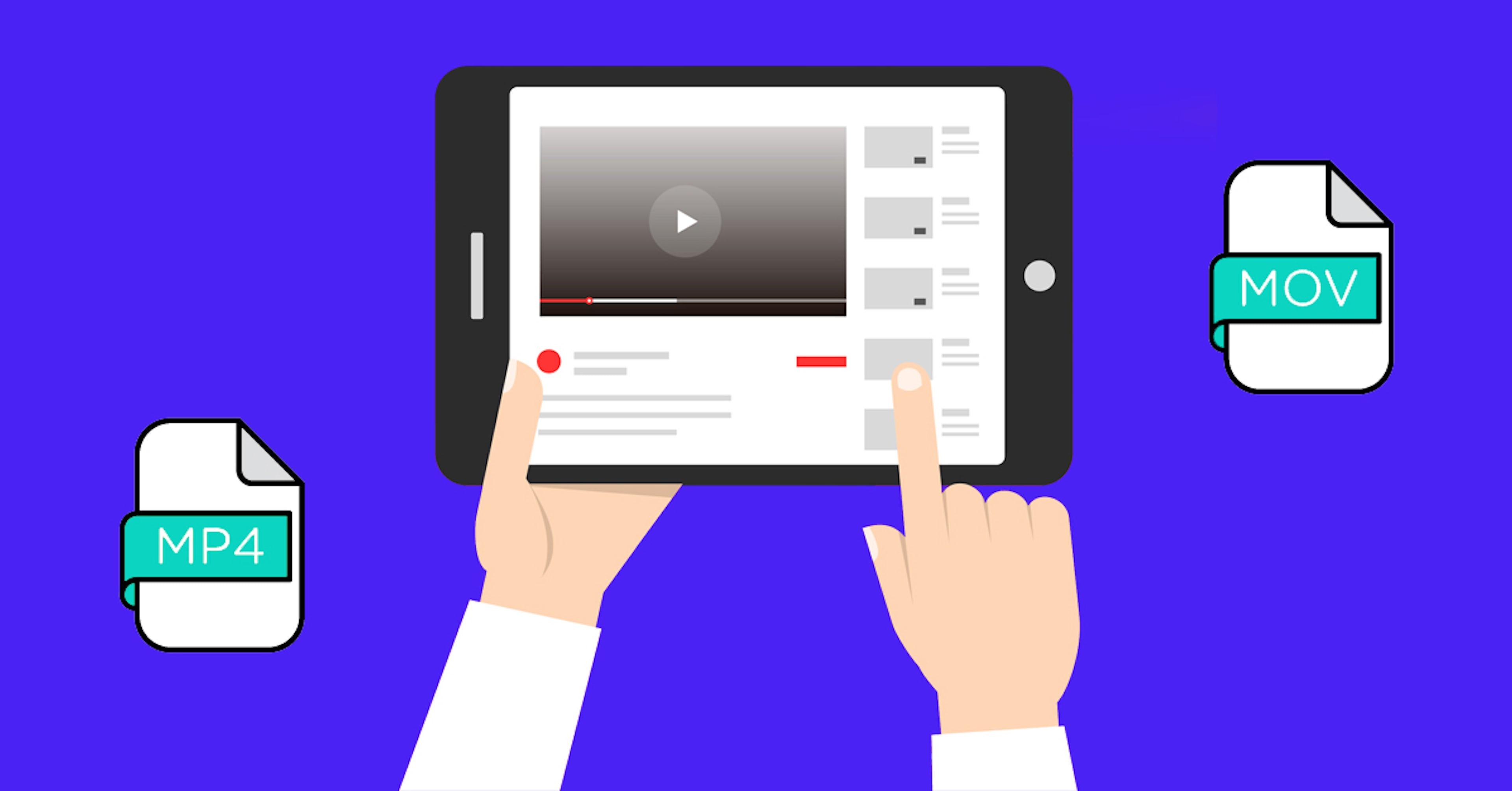 Conoce el formato de video para YouTube con el que puedes trabajar mejor