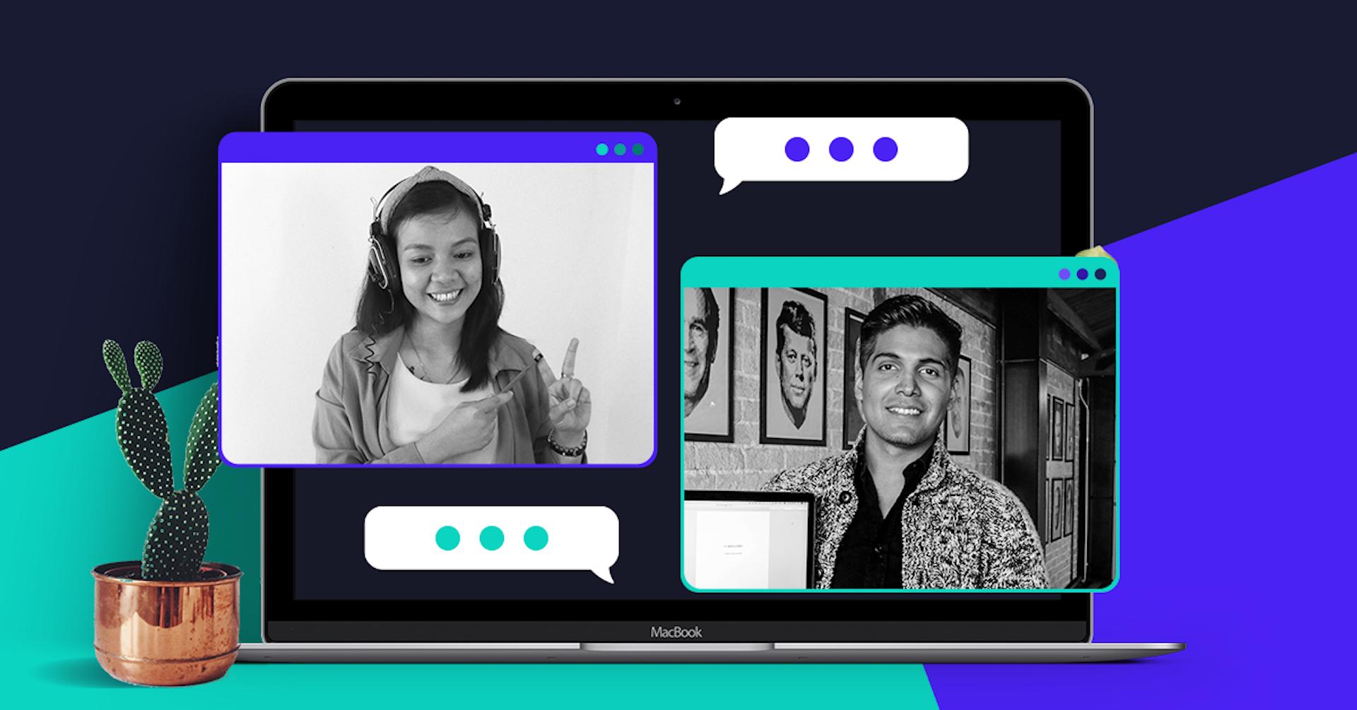 ¿Cómo hacer una entrevista de trabajo virtual? 9 Tips para tu videollamada