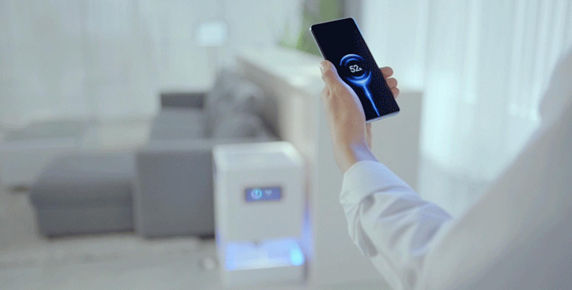 Sin cables ni soportes: lo nuevo de Xiaomi para cargar tu celular de forma inalámbrica