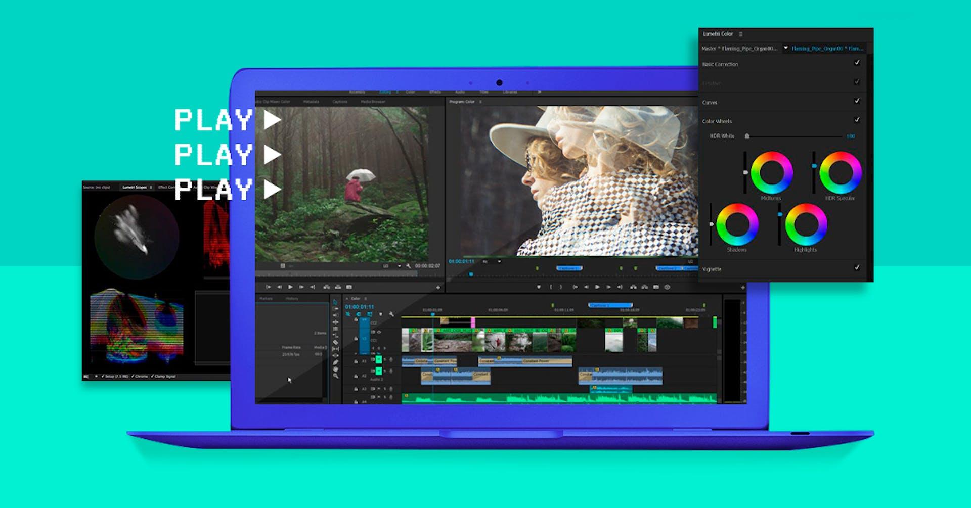 Os melhores programas de edição de vídeo