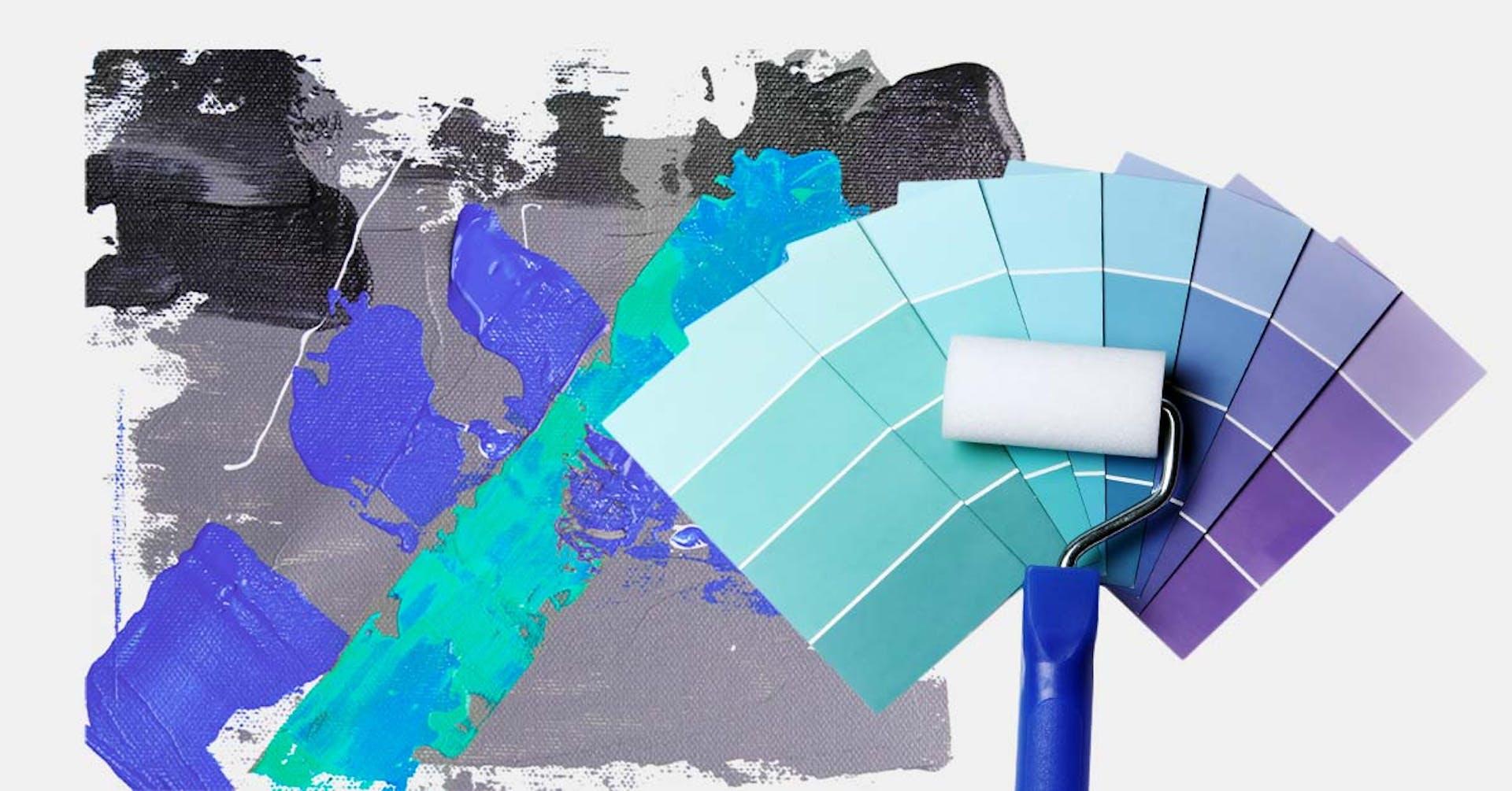 Formas de mezclar colores en tus pinturas que ni Picasso conocía