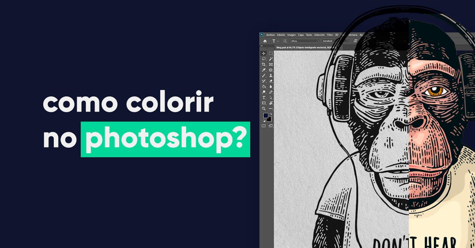 Como pintar no Photoshop? E outras perguntas que você não ousa fazer