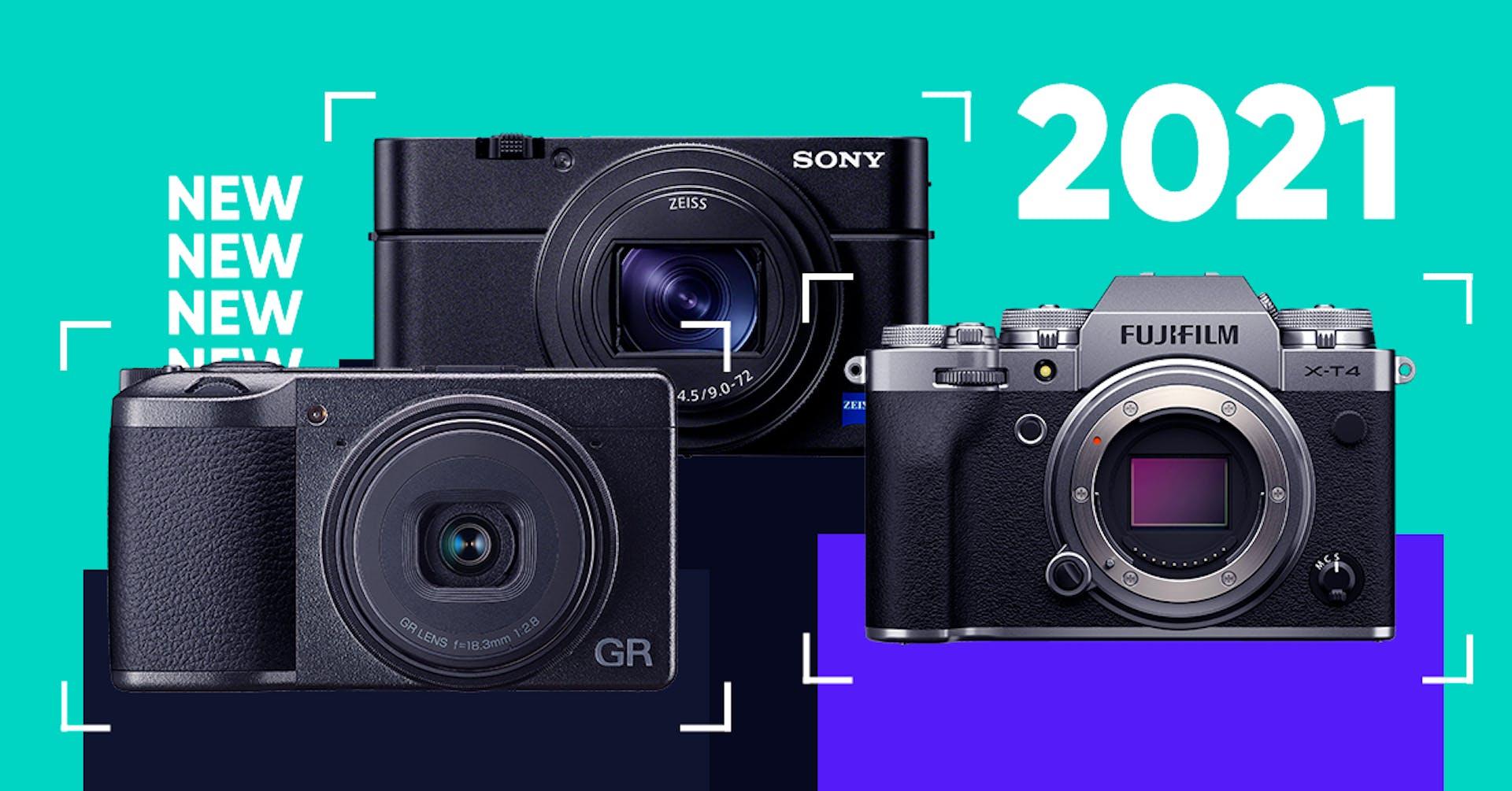Las 15 mejores cámaras fotográficas profesionales que capturarán el 2021