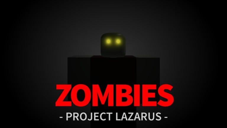 game roblox zombie lazarus