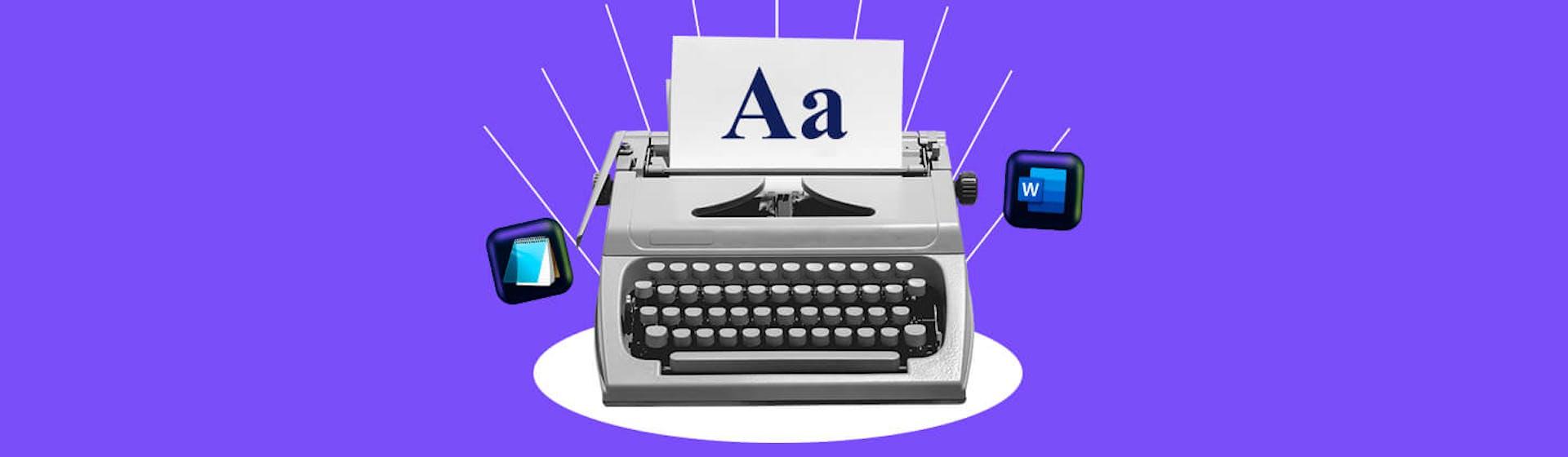 ¿Qué es un procesador de textos? ¡No sufras más editando tus documentos!