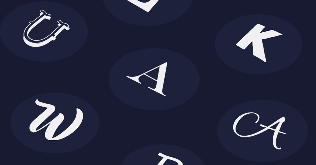 ¿Qué tanto sabes sobre los tipos de tipografías?